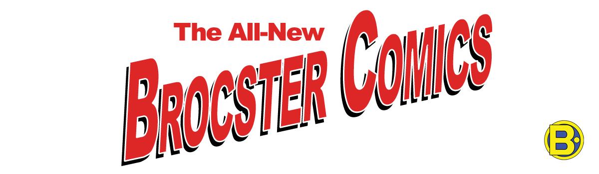 Brocster Comics