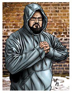 Jon Heel Card Art