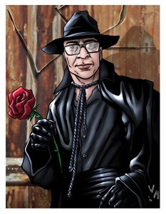 Lance Romance Card Art