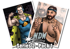 Series Two - Pack One