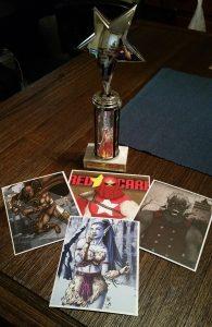 2017 Pre-Convention Tournament Trophy