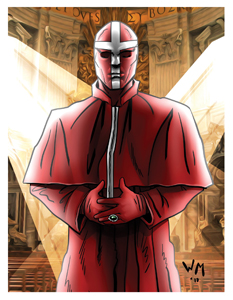 Cardinal Maximoff