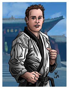 Kung Fu Chris