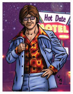 Hot Date Perry